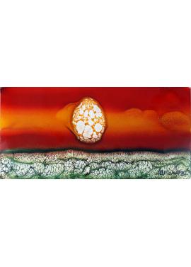 Alex Mozart - Paesaggio Infinitesimale - 17x35