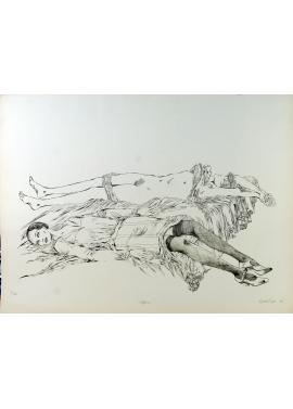 Guido Crepax - Affezione 50x70
