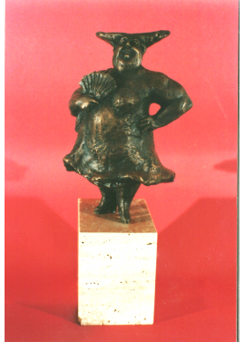 José Carlos Ledda-Sculpture