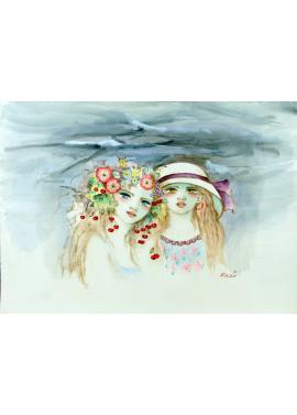 Felicita Frai-spring-60x80