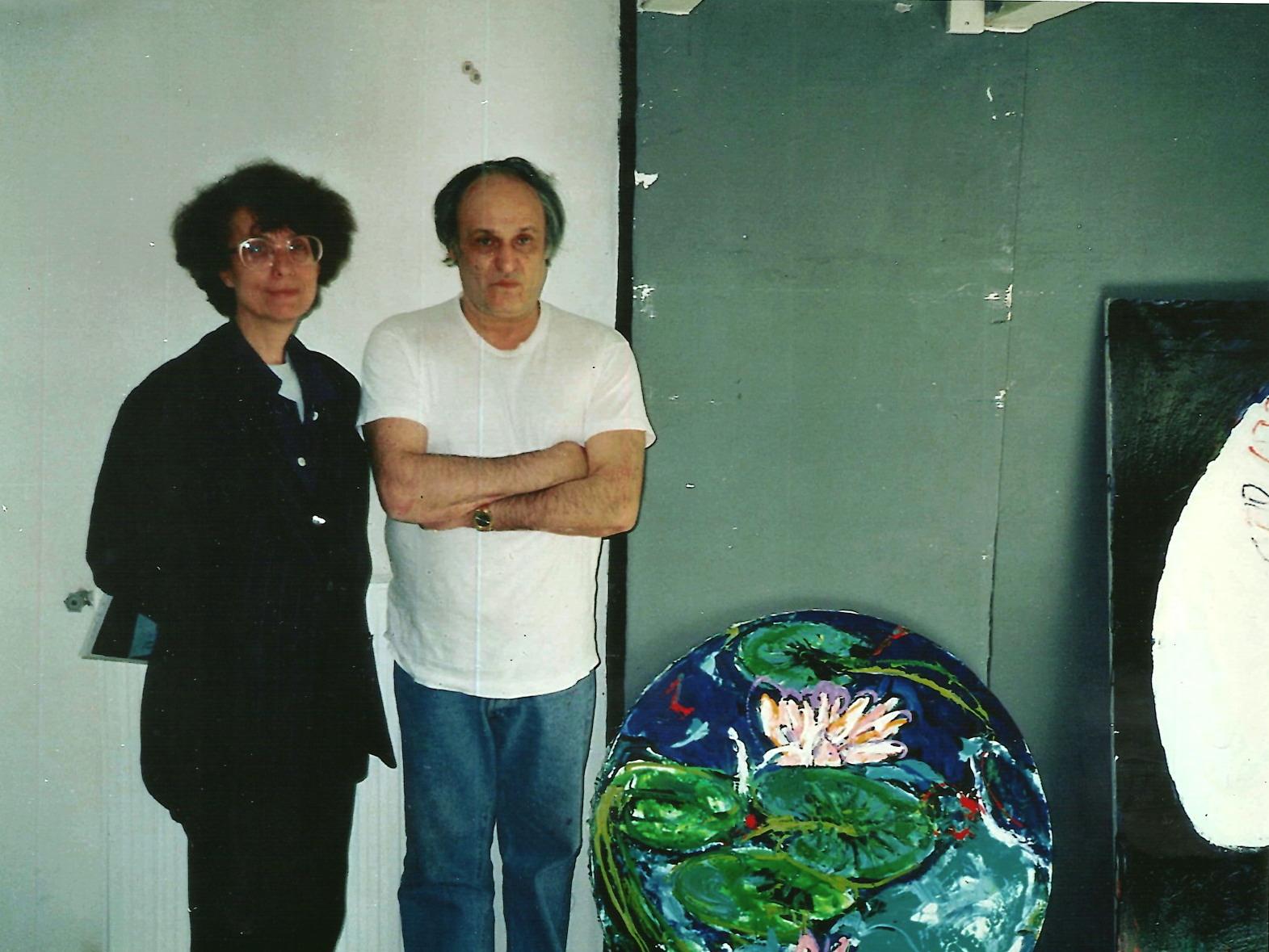 Mario Schifano per Angolare